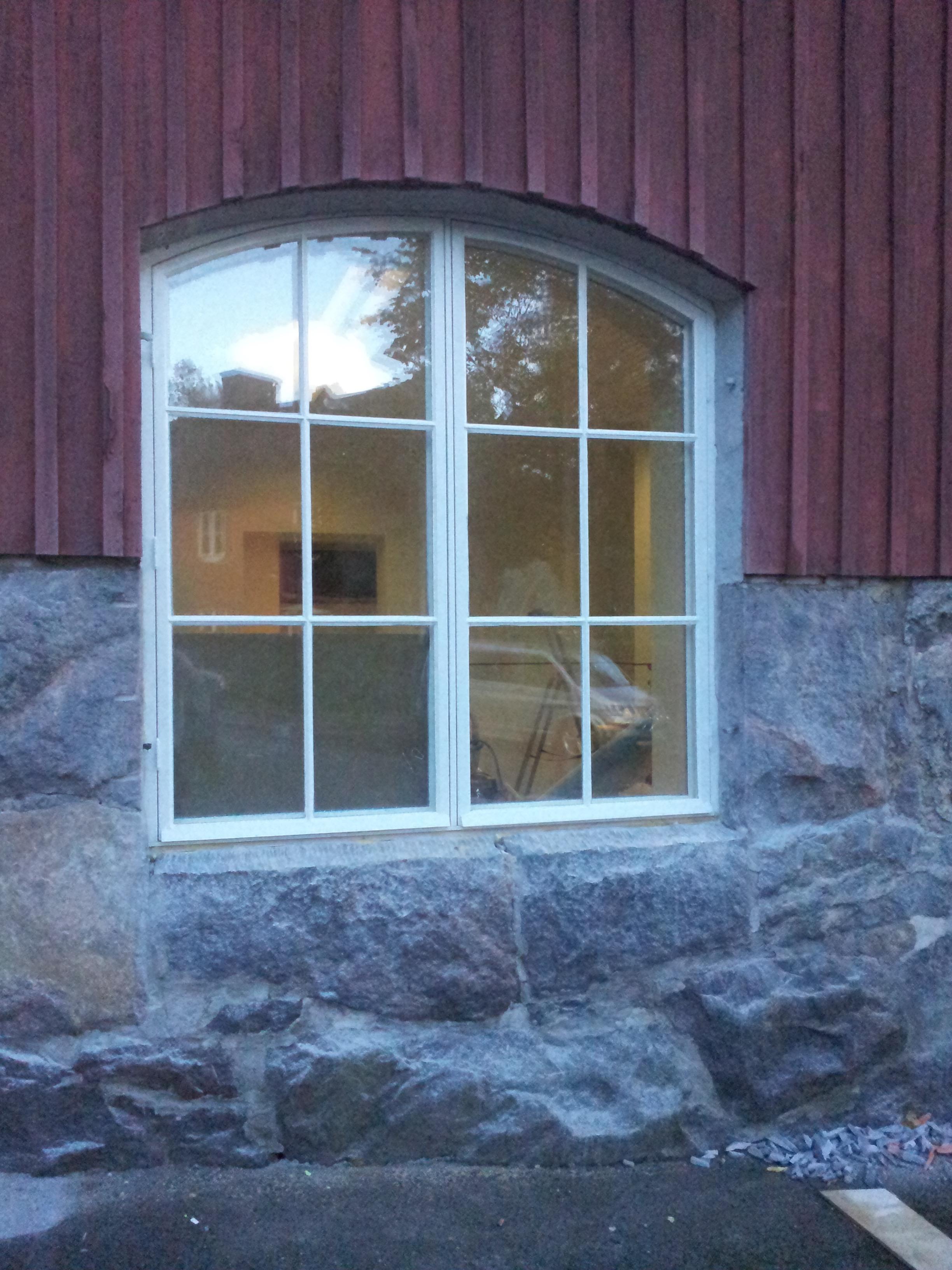 Ikkunassa selektiivikalvo