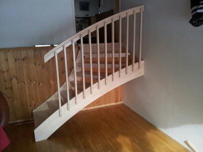 Koivuiset portaat